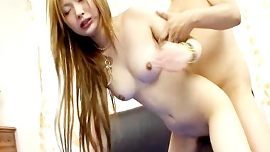 Shiho Kanou in blowjob for creampie part6