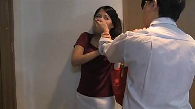 JP Damsel Kidnapped and Bit Gagged Part 1