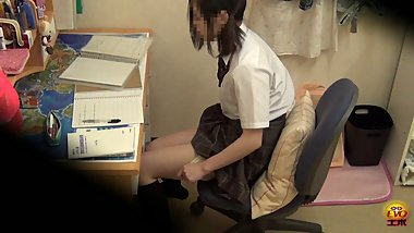 Desk jill off of school girls