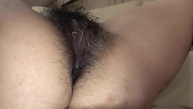 Hairy Japanese Wife 2: Hairy Ass Crack