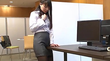 Japanese girl humping 02
