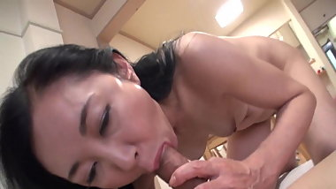 Japanese Milf Takumi Fukunishi 51 years old