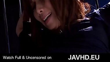 Asian slave prepared for hardfuck - watch full uncensored on http://javhd.eu