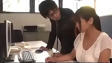 Full HD japan Porn: zo.ee/4mPbV - asian japanese Yu Shinohara sex at the office