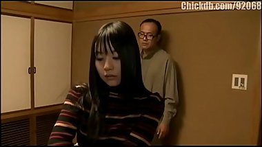 Japanese Daughter Has To Pay The Debts - Chickdb.com/92068