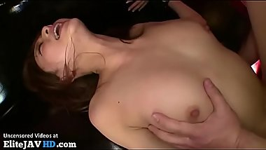 Jav beauty tied and fucked hard - More at Elitejavhd.com